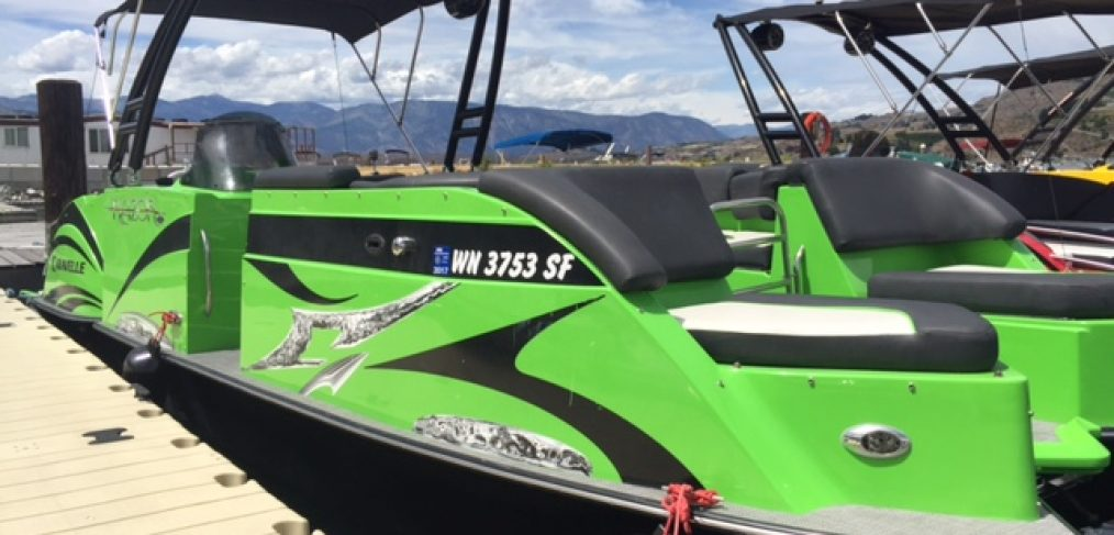 Lake Chelan boat rentals
