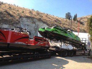 New Razor Boat Rentals