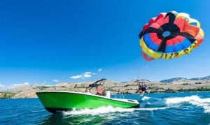 Parasailing Seattle